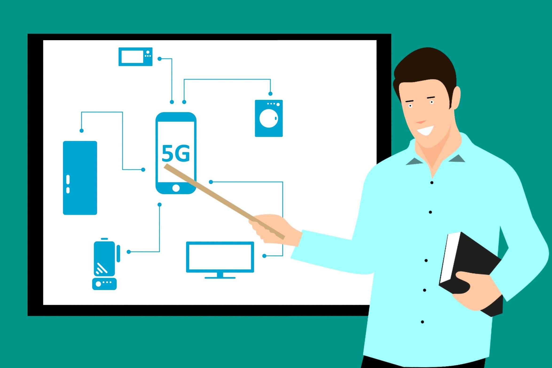 Imagem de Novas especificações do padrão 5G são definidas no tecmundo