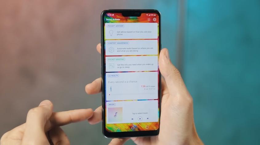 LG G7 ThinQ review análise