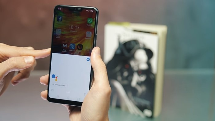 LG G7 ThinQ review análise