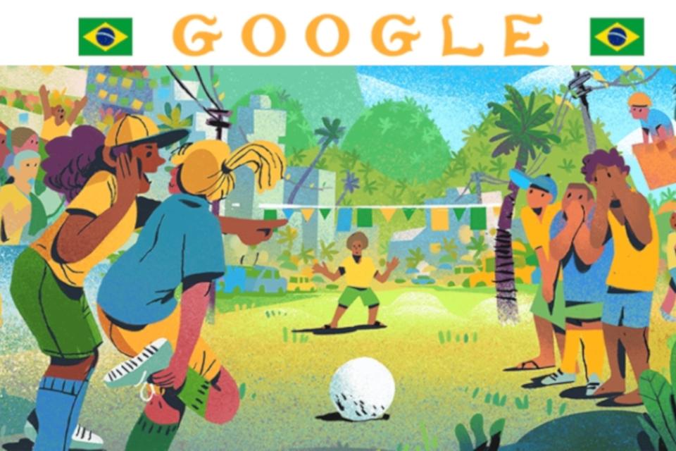 Imagem de Estes são os Doodles do Google para todas as 32 seleções da Copa do Mundo no tecmundo
