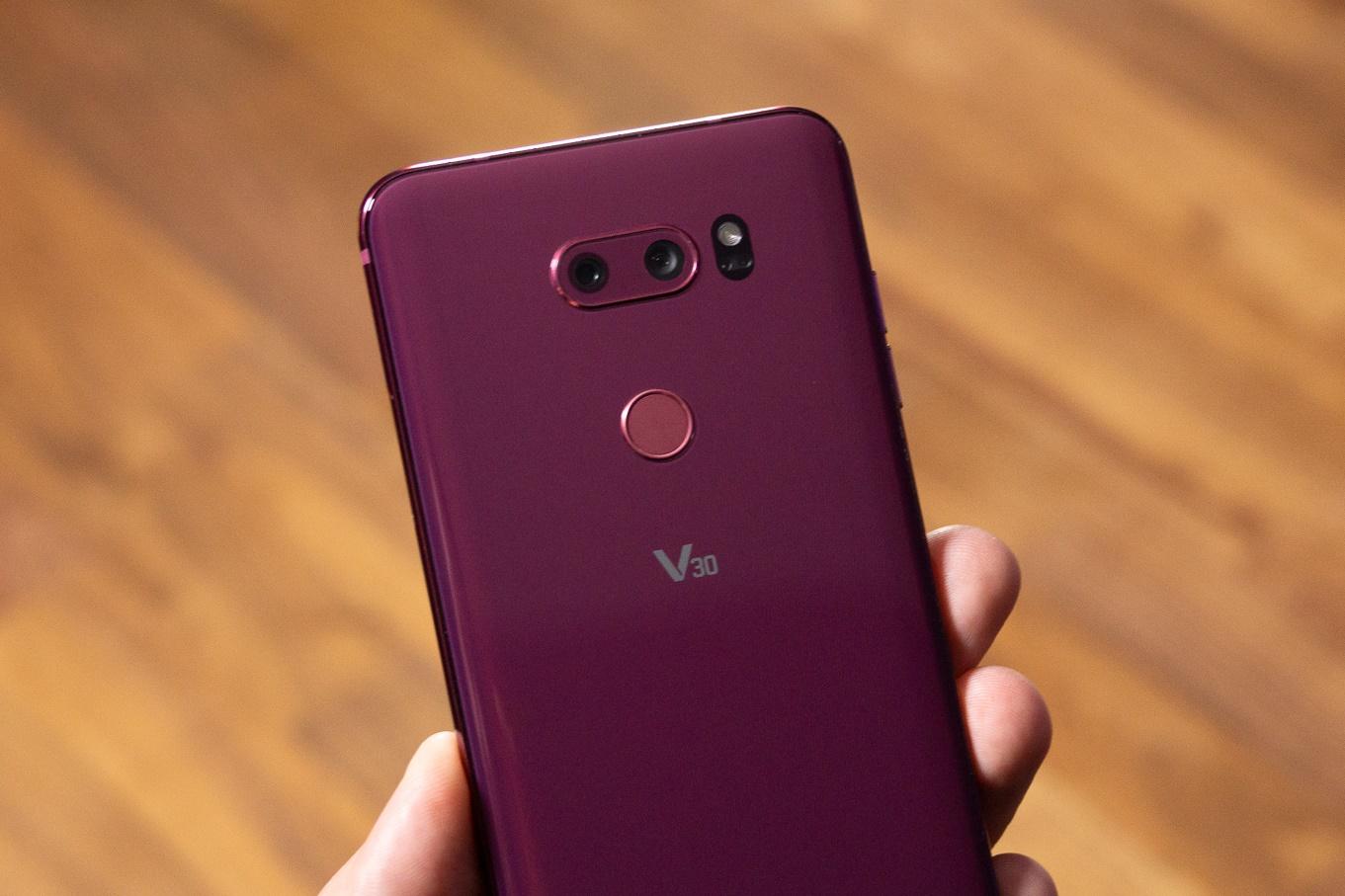LG V40 ThinQ (rumor)