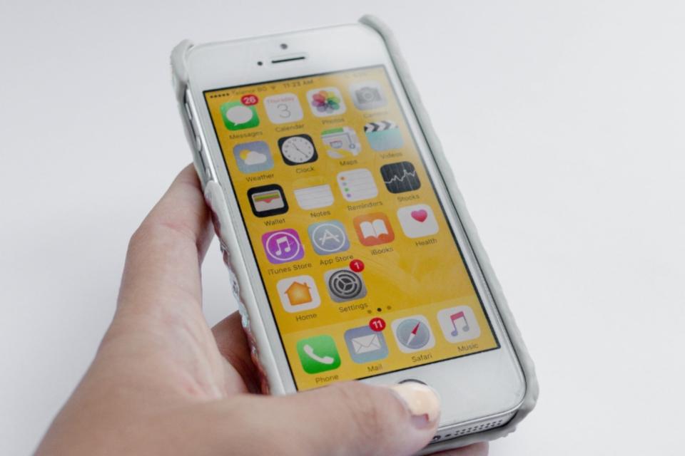 Iphone 5s tecmundo vdeo mostra melhora de performance em iphone 5s rodando ios 12 reheart Choice Image