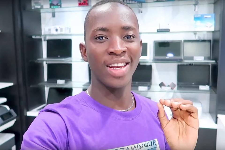 Imagem de Youtuber é gente, sim #10: Marcelino Francisco no tecmundo