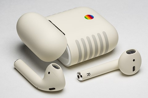 Imagem de ColorWare lança AirPods customizados com design dos Macintosh clássicos no tecmundo