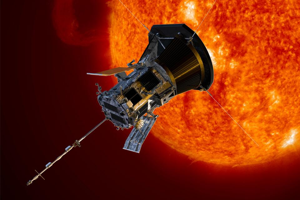 Imagem de Parker Solar: NASA divulga novos detalhes sobre sonda que vai orbitar o Sol no tecmundo