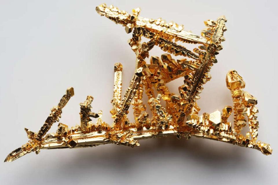 Imagem de Cientistas criam ouro sintético com qualidade superior ao natural no tecmundo