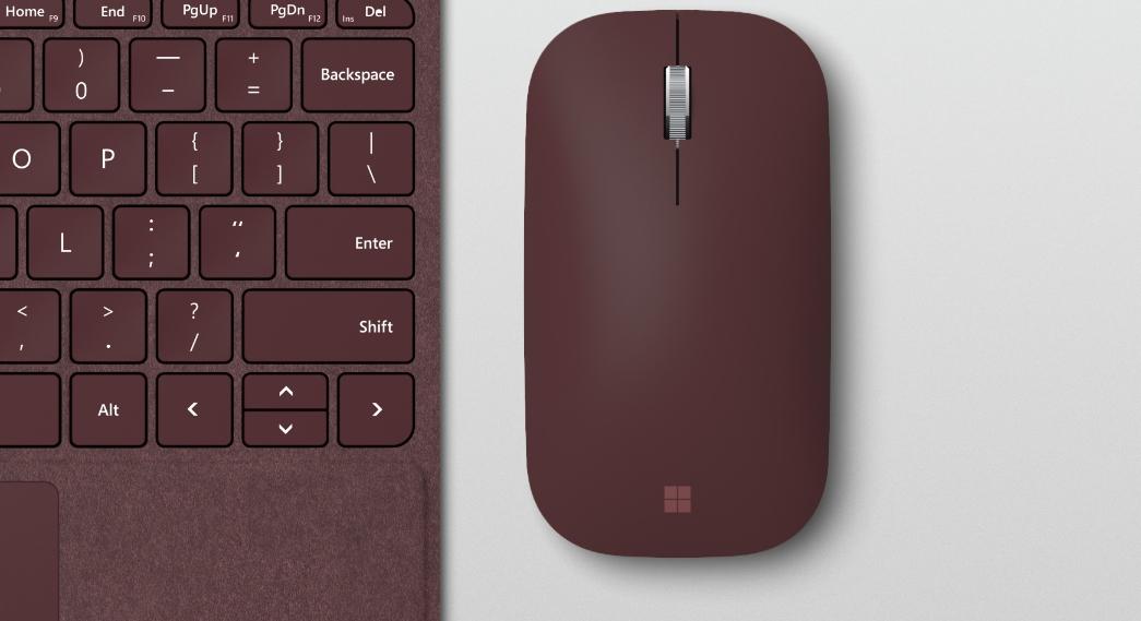 Um mouse.