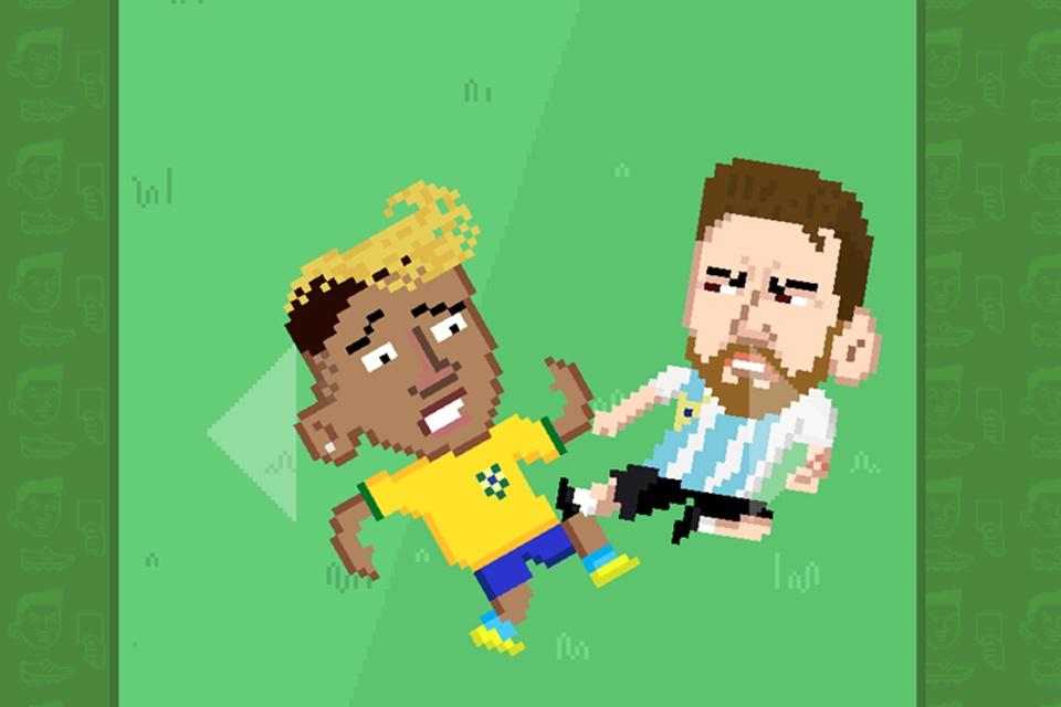"""Imagem de Neyboy Challenge: Ajude o Neymar a não cair no """"Flappy Bird"""" do menino Ney no tecmundo"""