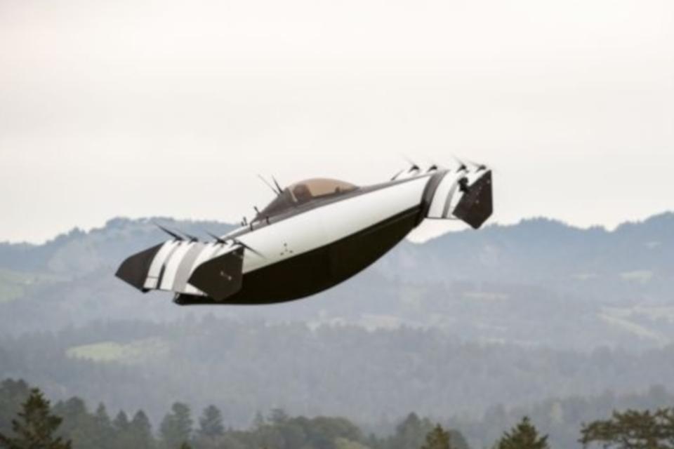 Imagem de Conheça o veículo voador BlackFly, que tem apoio do criador do Google no tecmundo