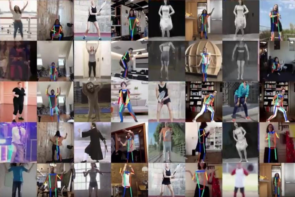Imagem de Nova busca da Google com IA acha fotos que imitam a sua pose na webcam no tecmundo