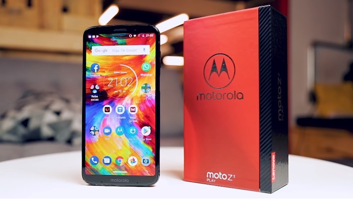 Moto Z3 Play análise review