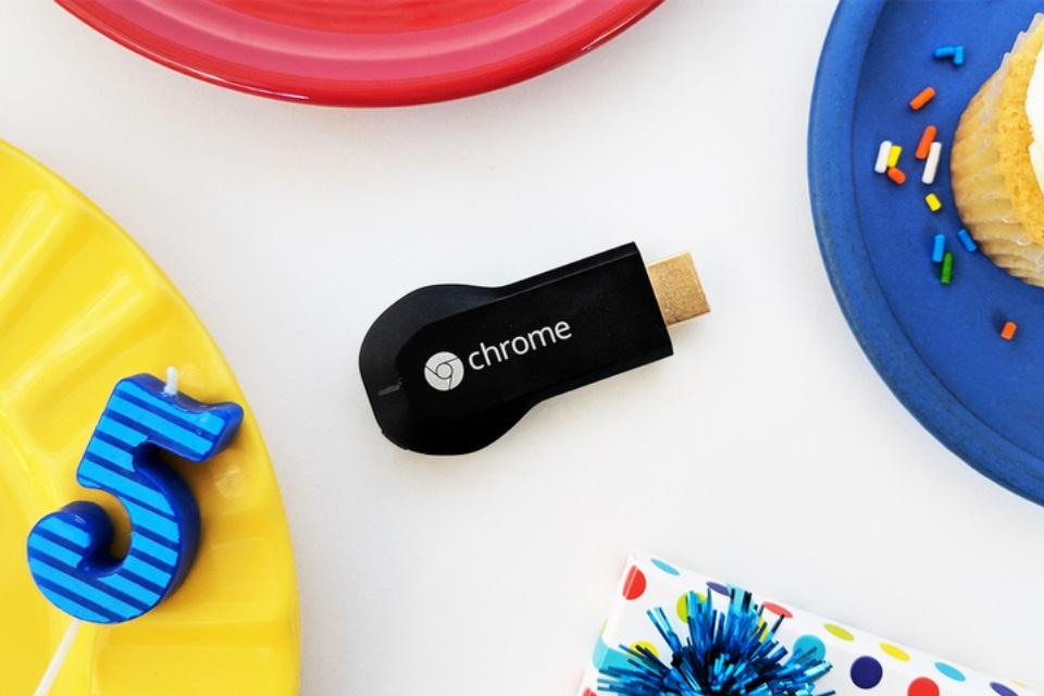 Imagem de Feliz aniversário! Google Chromecast completa 5 anos hoje (24) no tecmundo