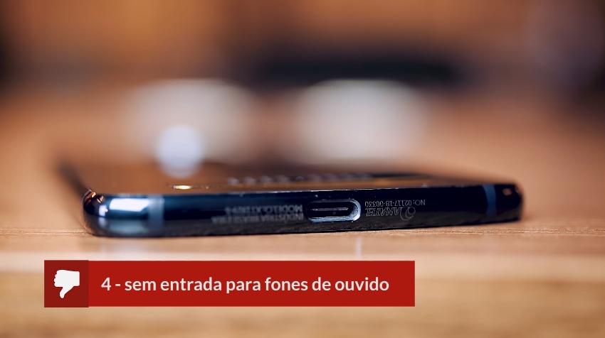 Moto Z3 Play prós e contras