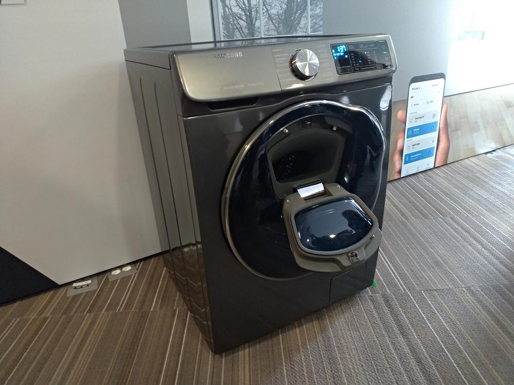 Samsung QDrive maquina lavar