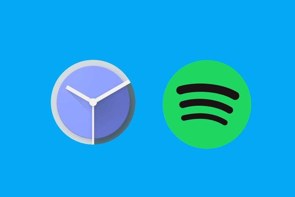 Imagem de Alarme do Android agora pode despertar o usuário com músicas do Spotify no tecmundo