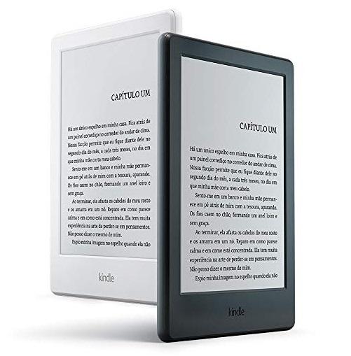 Um Kindle.
