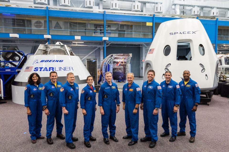 Imagem de NASA escala equipes que estream voos da SpaceX e Boeing para a ISS no tecmundo