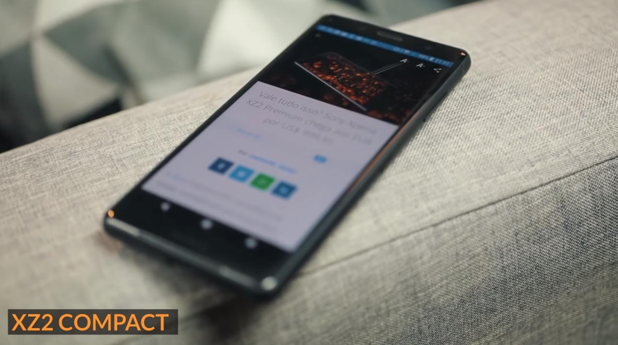 Xperia XZ2 Compact LG G7 ThinQ