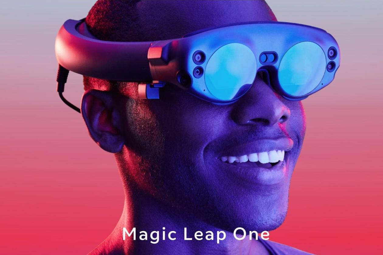Imagem de Óculos de realidade mista Magic Leap One começam a ser vendidos nos EUA no tecmundo