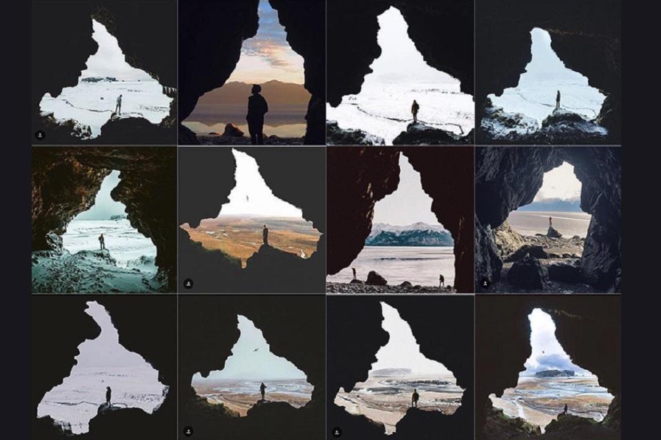 Imagem de Perfil no Instagram prova que os usuários estão tirando as mesmas fotos no tecmundo