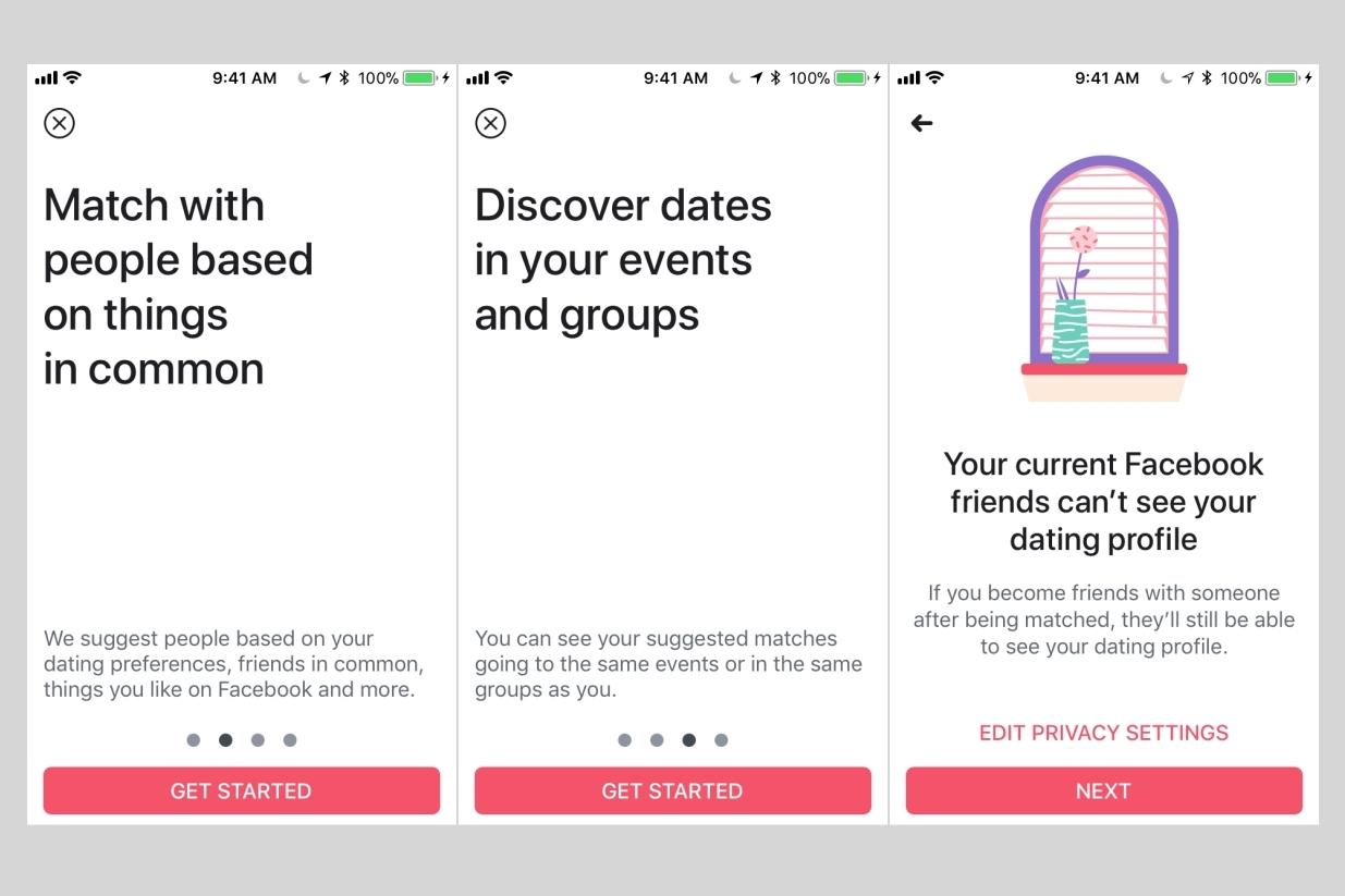 Imagem de Veja imagens da versão de testes do Facebook Dating, o 'Tinder do Facebook' no tecmundo