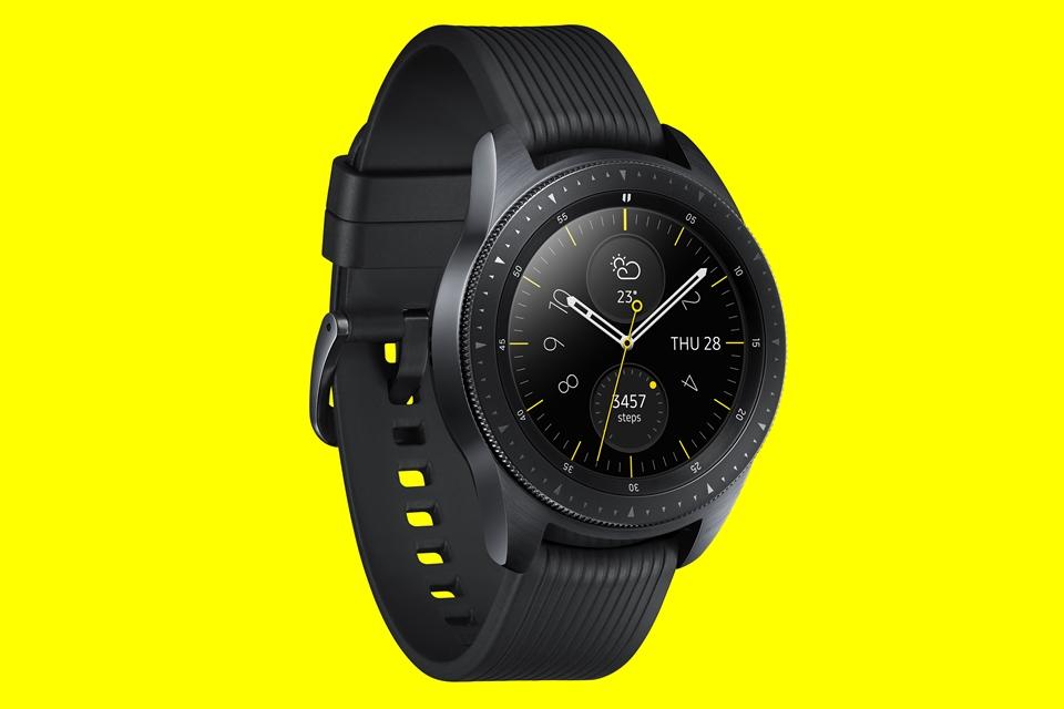 9fb8cfaa86e Imagem de Galaxy Watch é anunciado como o novo smartwatch da Samsung no  tecmundo