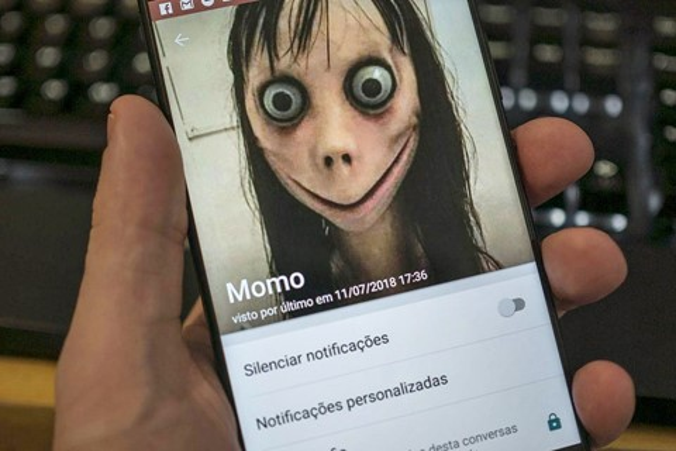 Imagem de Alerta: novo desafio da web mira crianças e sugere autoflagelo e suicídio no tecmundo
