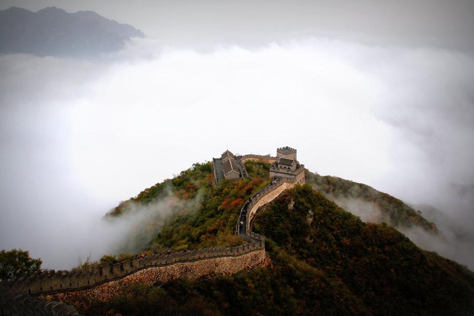 Imagem de Airbnb iria levar turistas para se hospedarem na Grande Muralha da China no tecmundo