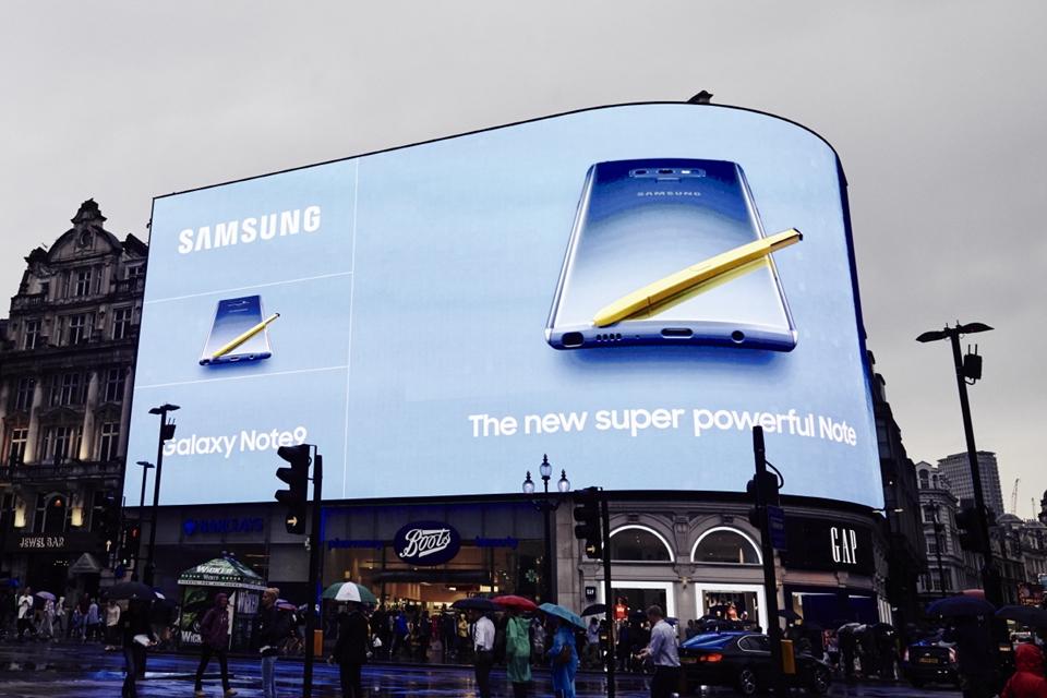 Imagem de Bateria do Galaxy Note 9 está mais segura do que nunca, garante Samsung no tecmundo