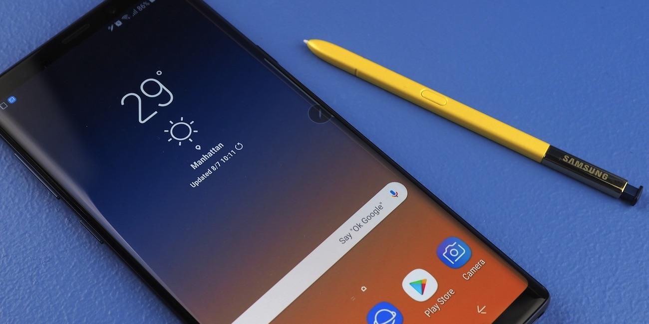 Imagem de Especialista na área afirma que tela do Galaxy Note 9 é a melhor atualmente no tecmundo