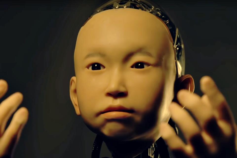Imagem de Assombroso: conheça o menino-robô que é tão encantador quanto medonho no tecmundo
