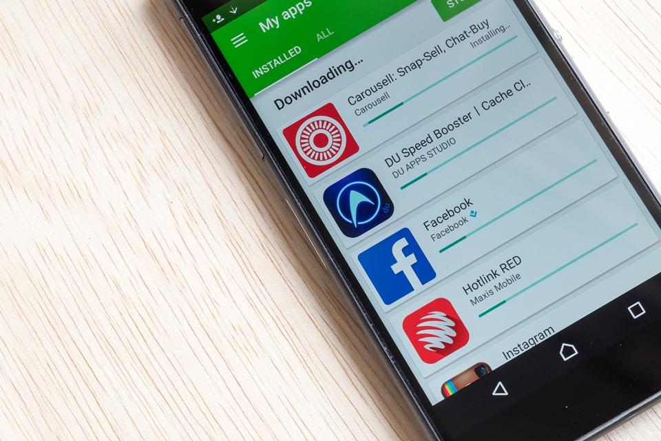 Imagem de Play Store deixa você limitar downloads para apenas via WiFi no tecmundo