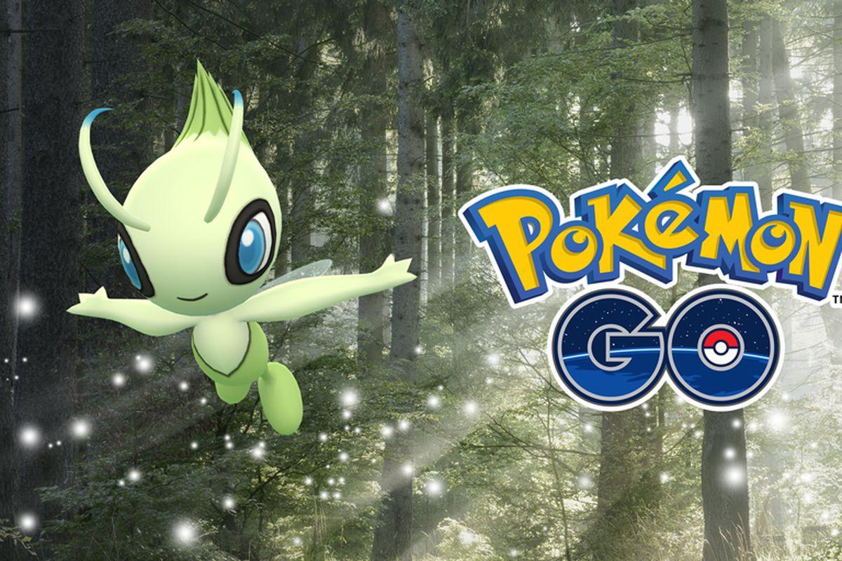 Imagem de Celebi, lendário da 2ª geração, chega a Pokémon GO na semana que vem no tecmundo