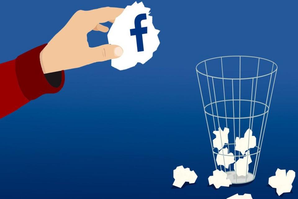 Imagem de Como excluir definitivamente o Facebook da sua vida no tecmundo