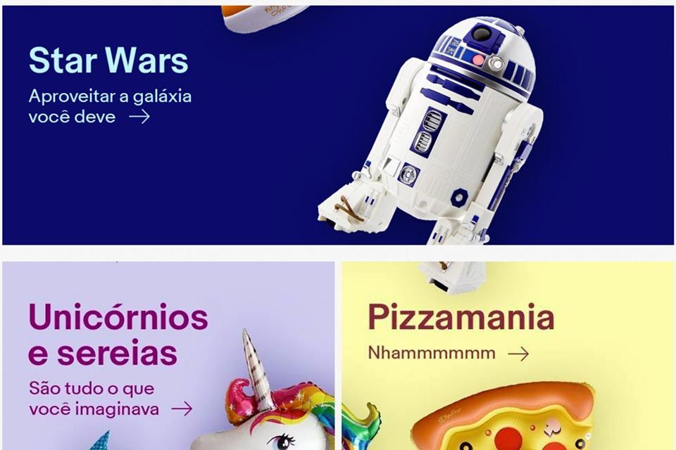 Imagem de De olho nos brasileiros, eBay lança seção localizada com produtos geek no tecmundo
