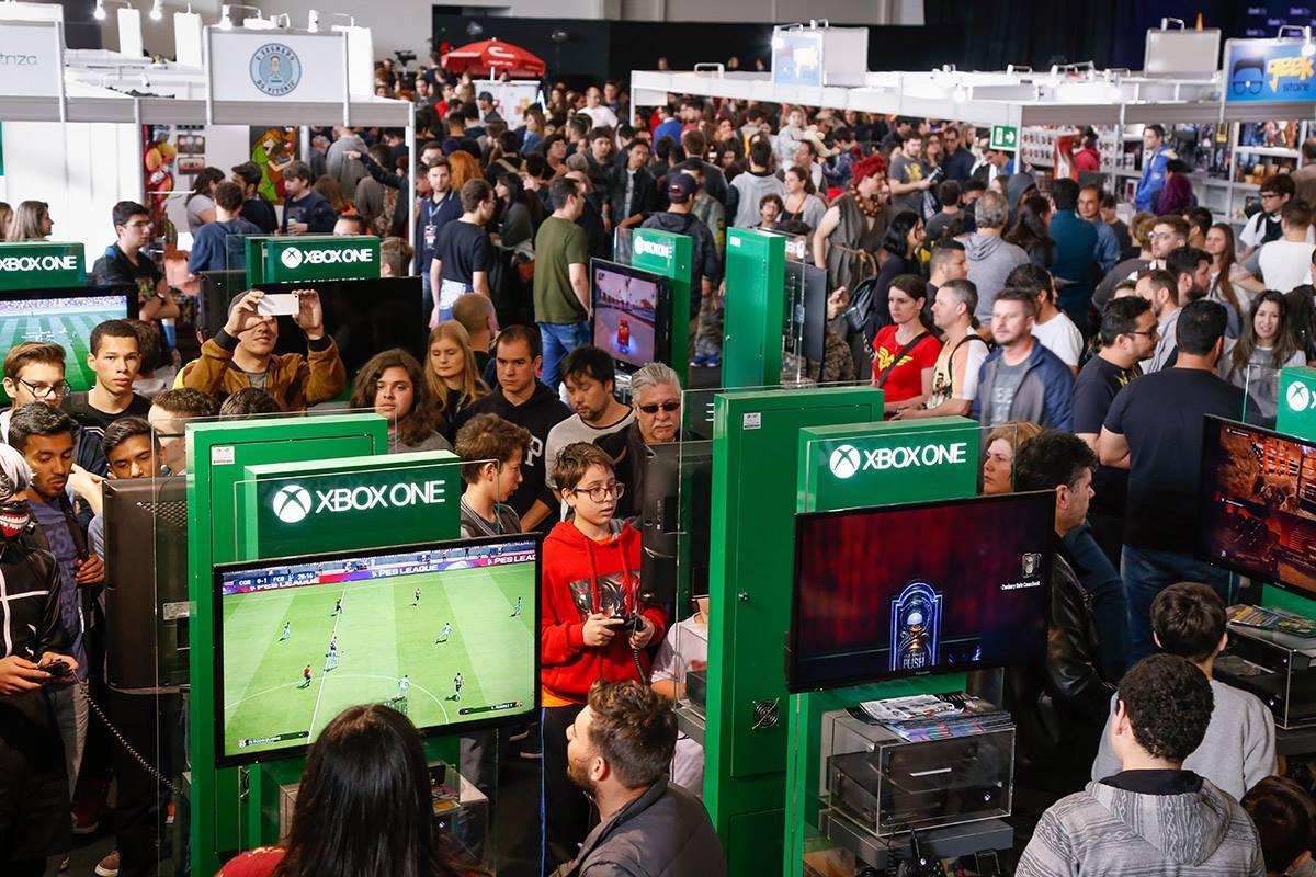 Imagem de Faltam 3 dias para o Geek City, a maior feira de cultura pop do Sul do país no tecmundo