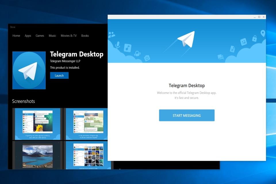 Imagem de Nova versão do Telegram para PC traz um novo tema escuro no tecmundo