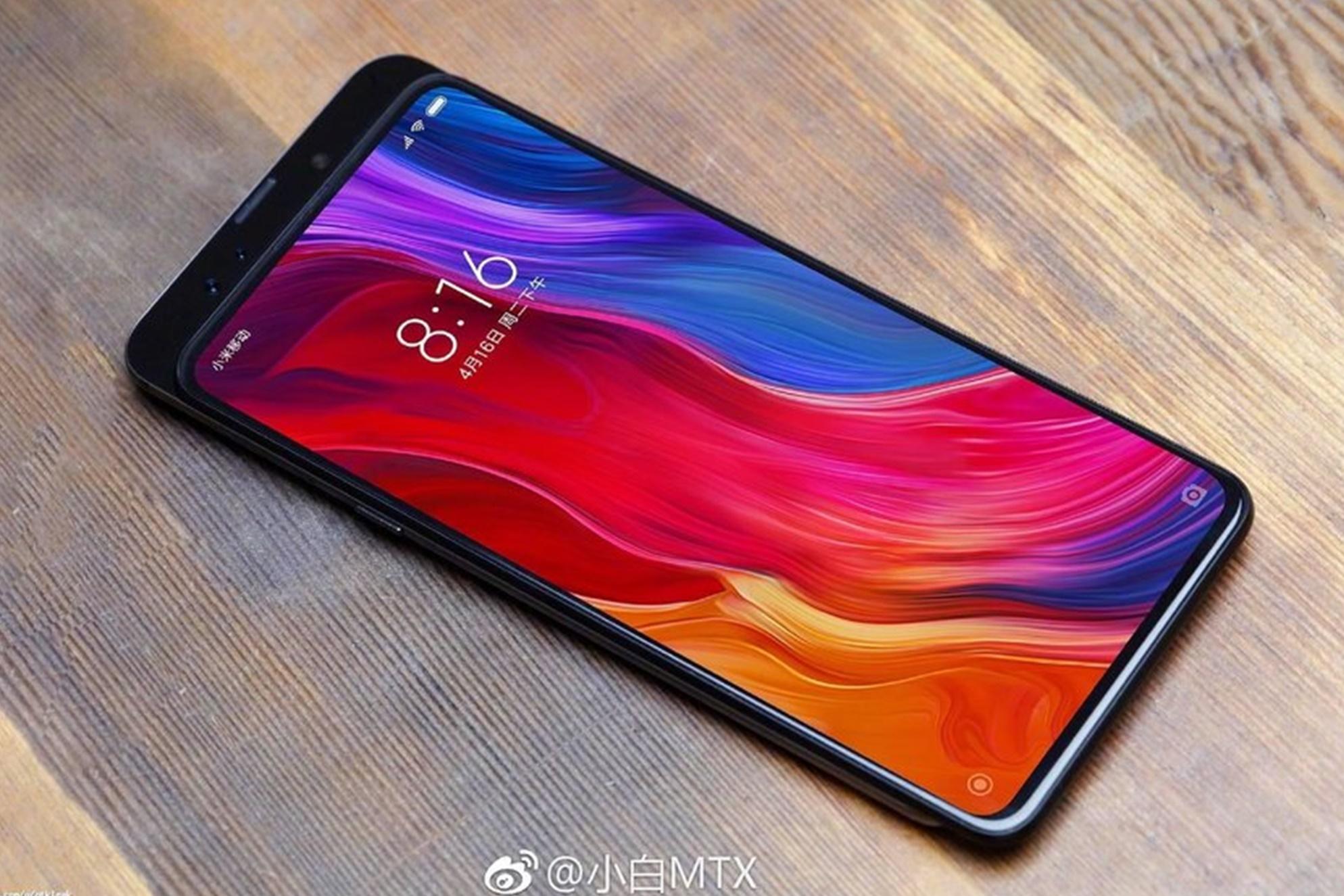 Xiaomi Mi Mix 3 (rumor)