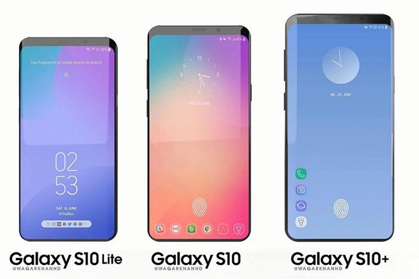 Imagem de Versão top do Galaxy S10 deve contar com 5 câmeras no tecmundo