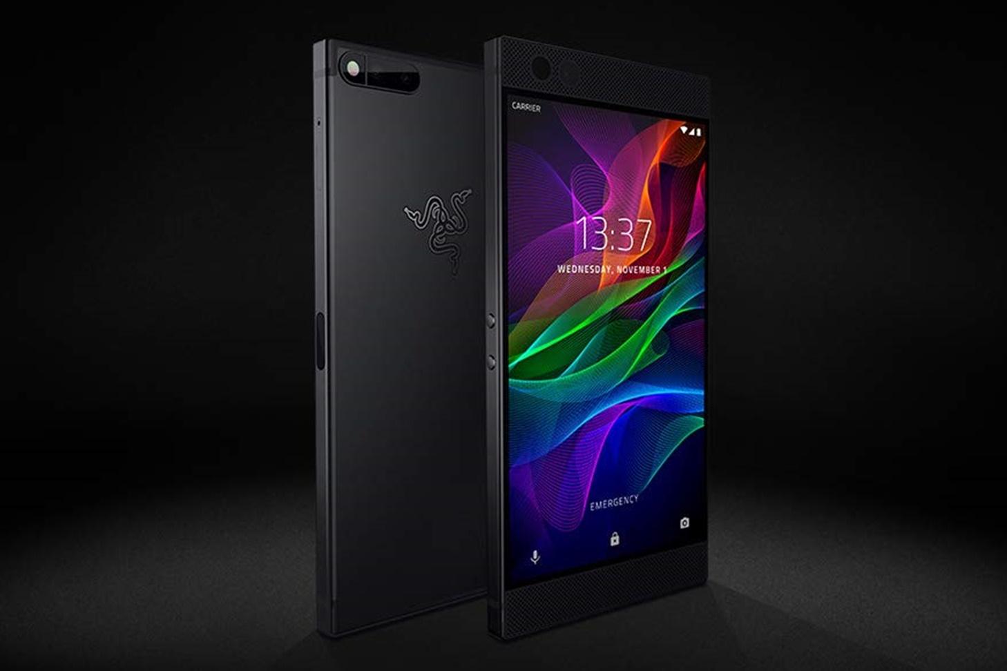 Imagem de Vaza primeira imagem do Razer Phone 2; diferenças são poucas no tecmundo