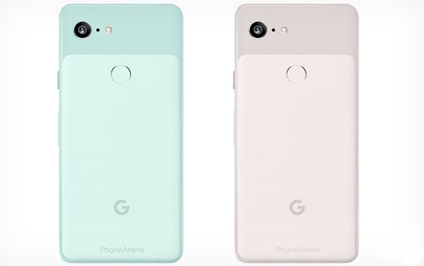 Imagem de Pixel 3 da Google deve chegar ao mercado em preto, branco, verde e rosa no tecmundo