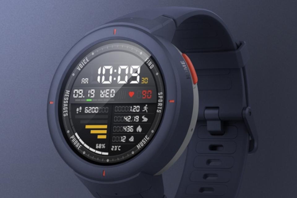 Imagem de Xiaomi lança smartwatch Amazfit Verge com bateria que dura cinco dias no tecmundo