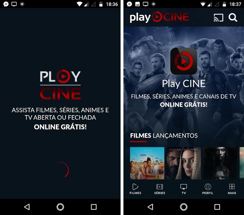 Play CINE