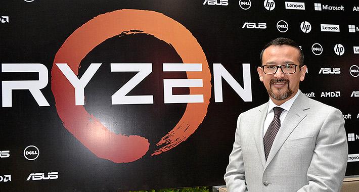 Luis Gerardo García AMD