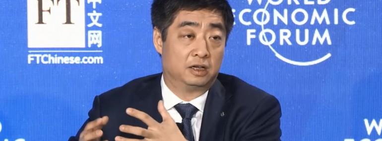 presidente da Huawei, Ken Hu