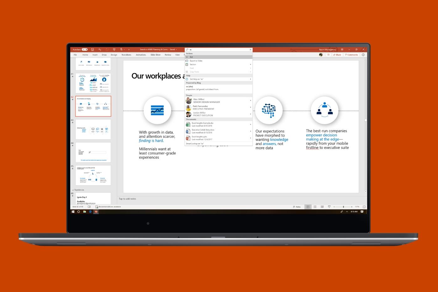 Imagem de Microsoft lança função de busca integrada entre apps, desktop, mobile e web no tecmundo