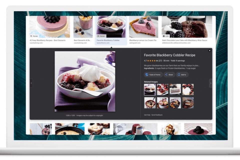 Imagem de Google Imagens é reformulado com novo design e suporte ao Google Lens no tecmundo