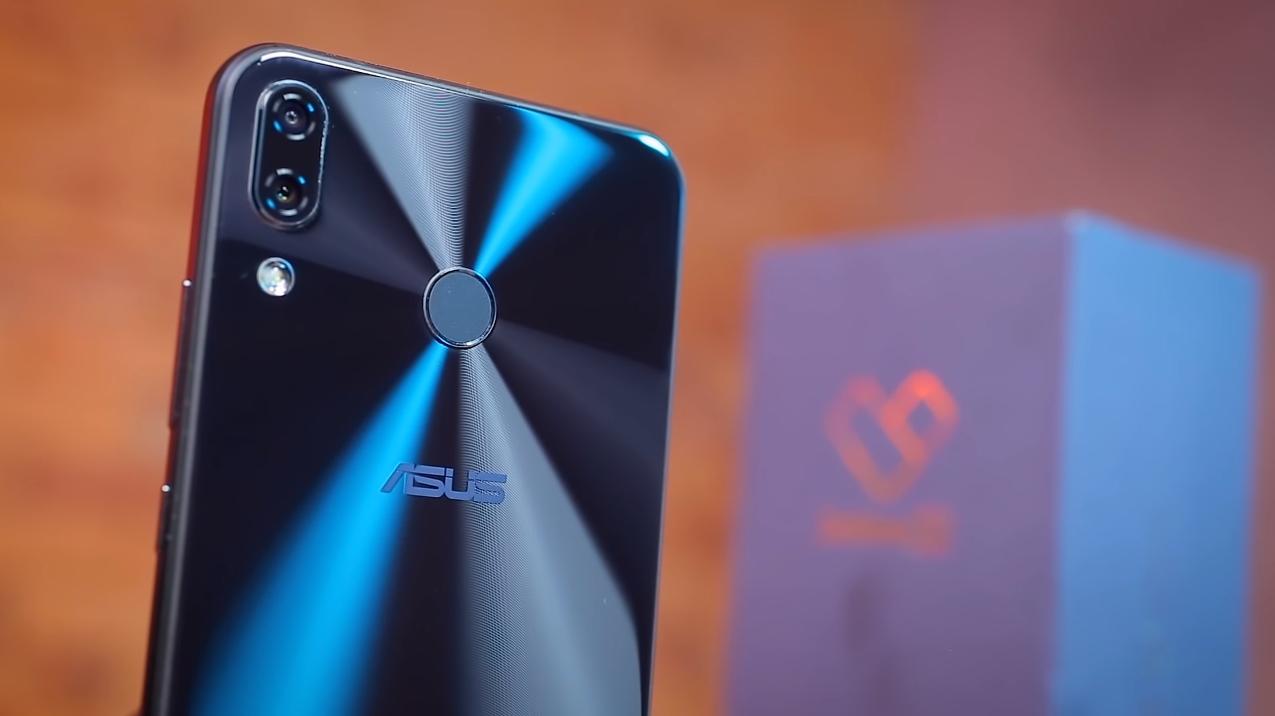 ASUS Zenfone 5z review análise