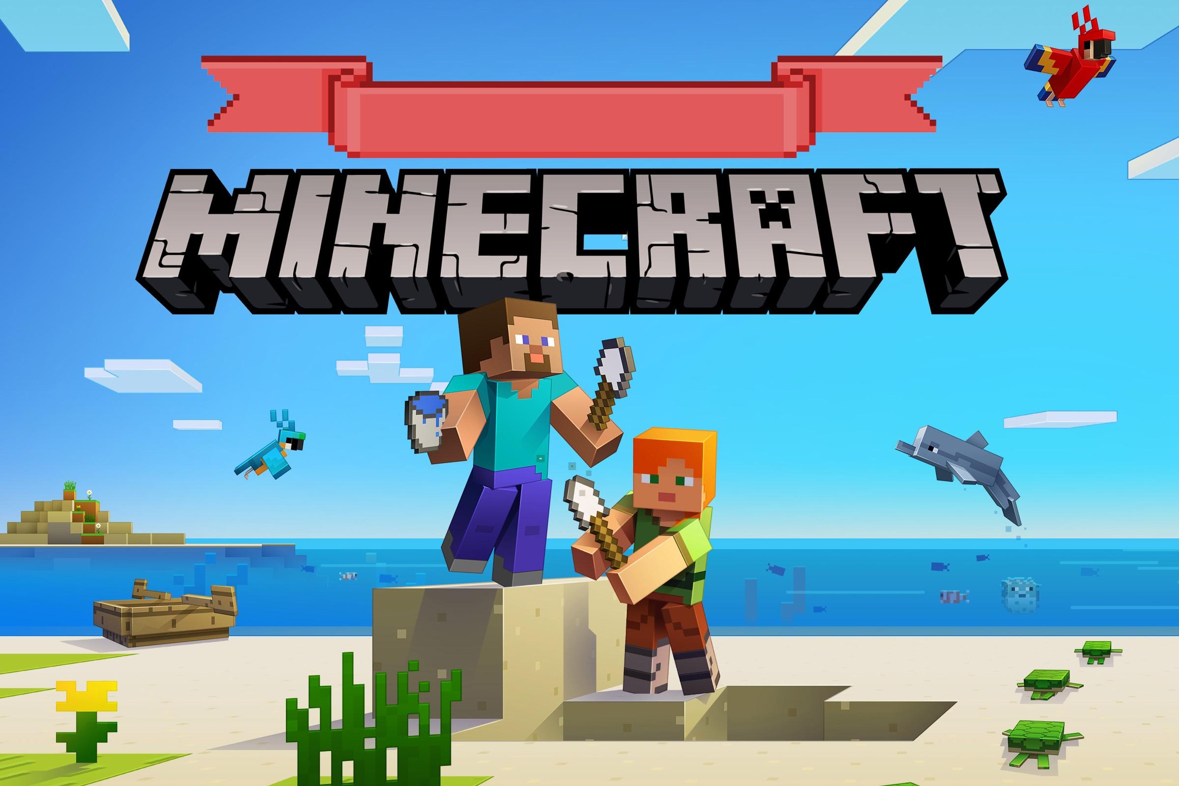Imagem de Com base fiel, Minecraft tem 13 milhões de jogadores a mais que Fortnite no tecmundo