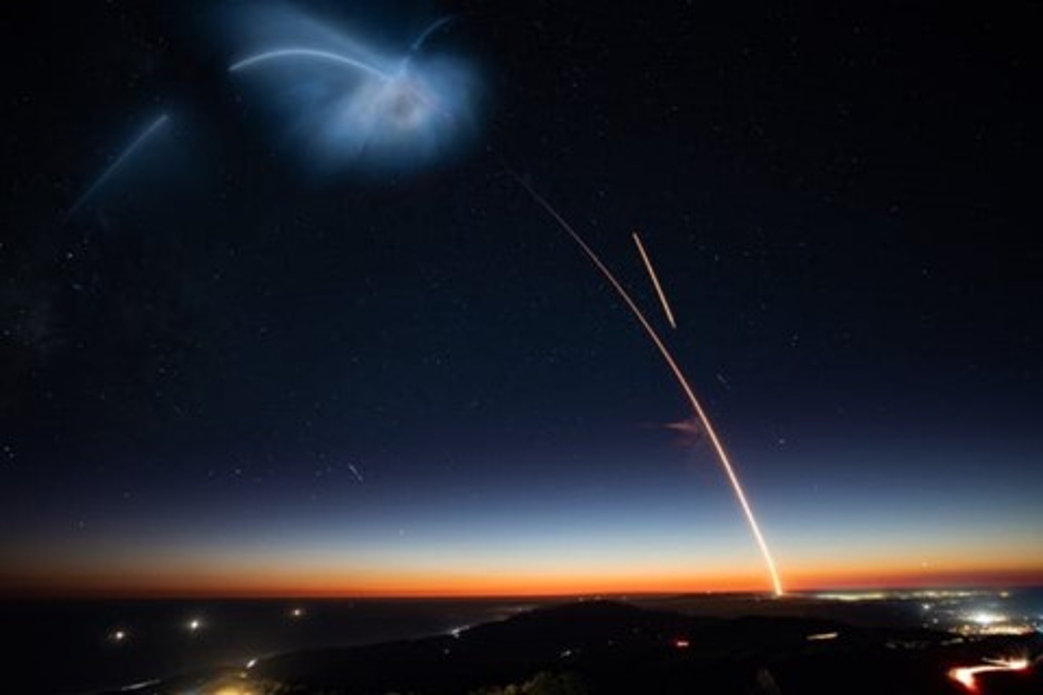 Imagem de Você viu as imagens do último lançamento da SpaceX? Elas são espetaculares! no tecmundo